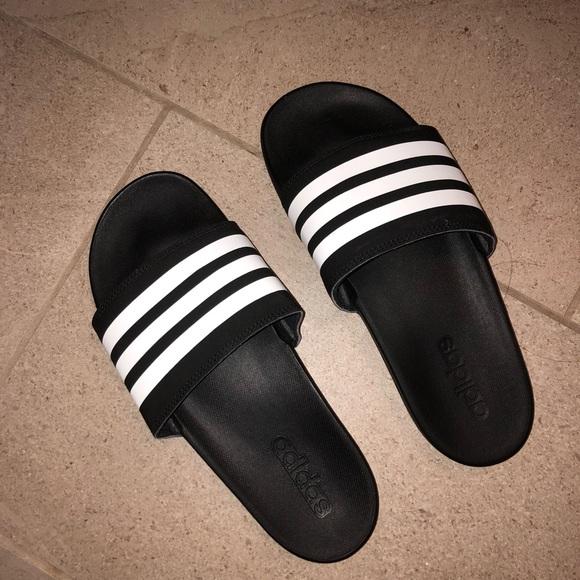 5bb63bdfb60c adidas Shoes - Adidas Memory Foam Slides